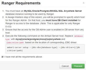 Ranger Requirements